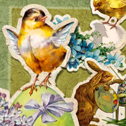 Holiday Jigsaw Easter - Choose your difficulty level and put together 500 Easter jigsaw puzzles in Holiday Jigsaw Easter. - logo
