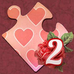 Holiday Jigsaw: Valentine's Day 2 - Holiday Jigsaw: Valentine's Day 2 has 500 romantic photos for you to put together. Puzzle your way through the holiday! - logo