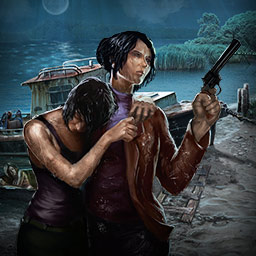 Hope Lake - After a terrible accident at the Hope Lake Boarding School, you must find out what really happened in the hidden object game Hope Lake. - logo