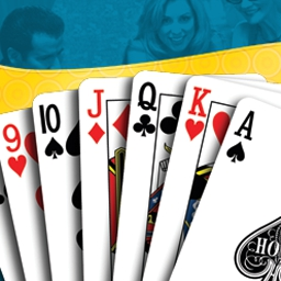 Hoyle Card Games - Play Texas Hold'em, Hearts, Bridge, and more in Hoyle Card Games! - logo