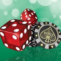 Hoyle Casino Games 2012 - Hoyle Casino Games 2012 is jam-packed with more than 600 authentic casino games that'll make you feel like you've hit the jackpot! - logo