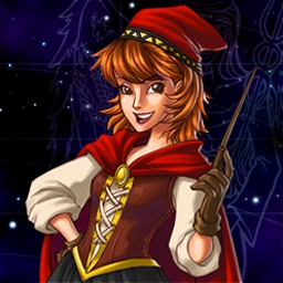 Hoyle Enchanted Puzzles - Solve every puzzle in the realm of Skye to finish your wizard training! - logo