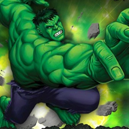 Hulk: Bad Altitude - Nothing can stop the Hulk--except gravity. Build Hulk's rage meter and take the Green Goliath higher and higher. - logo