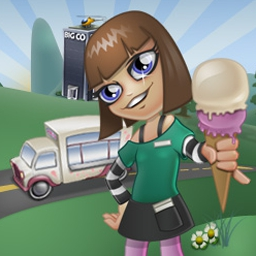 Ice Cream Craze - Tycoon Takeover - Choose your own path to success in Ice Cream Craze: Tycoon Takeover! - logo
