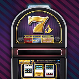 IGT Slots Gold Bar 7s - Go for the gold in IGT Slots Gold Bar 7s! Play four, authentic slot games. - logo