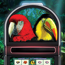 IGT Slots: Paradise Garden - Get 15 slots games from the casino to your computer! Play IGT Slots: Paradise Garden today! - logo