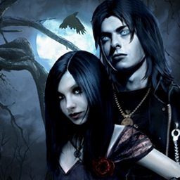 Immortal Lovers - Immortal Lovers is a supernatural seek-and-find tale of love and betrayal! - logo