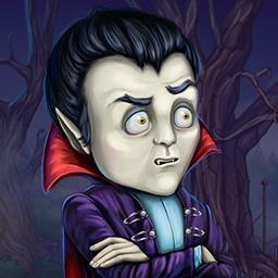 Incredible Dracula: Chasing Love - You'll love Dracula in the time management game Incredible Dracula: Chasing Love! - logo