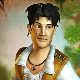 Jack Keane - In this classic, humorous point-and-click adventure game, you'll play as the title character, Jack Keane, and solve a mystery from your own past. - logo