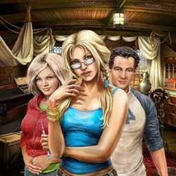 Jane Lucky - Jane Lucky is an atmospheric hidden object game with a thrilling story! - logo
