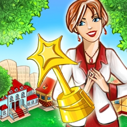 Jane's Hotel - Help Jane take a two star motel to a five star hotel in 40 exciting levels. - logo