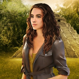 Jennifer Wolf and The Mayan Relics - Examine archaelogical sites and cross the Mexican jungle to solve a mystery. Play Jennifer Wolf and The Mayan Relics today! - logo