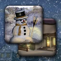 Jewel Match Winter Bundle - In the Jewel Match Winter Bundle, you get 2 popular games. Play 250 match 3 levels! - logo