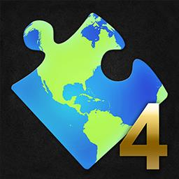 Jigsaw Tour 4 - Tour 7 famous cities and solve 700 jigsaws in this puzzle game. Play Jigsaw Tour 4! - logo