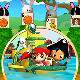 JumpStart Advanced Preschool StoryLand - In JumpStart Advanced Preschool StoryLand, your child will complete games and missions that will teach him or her important preschool skills! - logo
