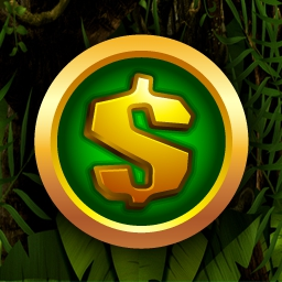 Jungle Wild - Tame the jungle in this exciting new slot game straight from the casino floor. Do you have what it takes to bring home the biggest wins? - logo