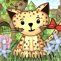 Kitten Sanctuary - Rescue fifty kittens in the cutest match 3 game ever - Kitten Sanctuary! - logo