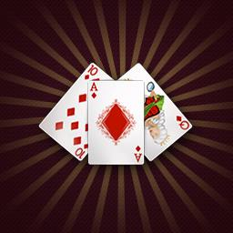Klondike Solitaire HTML5 - Klondike Solitaire, the classic card game, is FREE! Play now! - logo