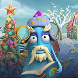 Laruaville 4 - Laruaville 4 has unique match 3 levels and a new way to play mahjong... all with a Christmas theme! - logo