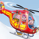 Little Boy: Roger's Helicopter - logo