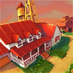Little Farm - Use your puzzle-solving and matching skills to grow truck-loads of veggies! - logo