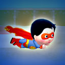 Little Hero: Super Hero - logo