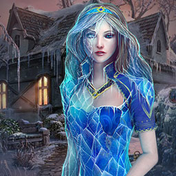 Living Legends: Frozen Beauty Collector's Edition - Can your luck change after all? Find out in the hidden object game Living Legends: Frozen Beauty Collector's Edition! - logo
