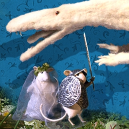The Tale of the Lost Bride and a Hidden Treasure - The Tale of the Lost Bride and a Hidden Treasure is a lovely hidden object game that features a cast of fuzzy animals and extra puzzles. - logo