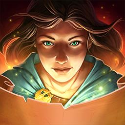 Lost Grimoires - An alchemist's apprentice returns home from university to finish her training under a great master. - logo