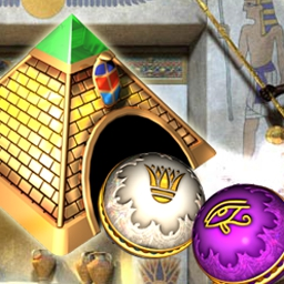 Luxor 2 - Discover 88 all-new, gorgeously rendered levels and  power-ups in Luxor 2! - logo