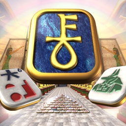 Luxor MahJong - Find Golden Ankh keys to unlock doors and recover Egypt's stolen treasure. - logo
