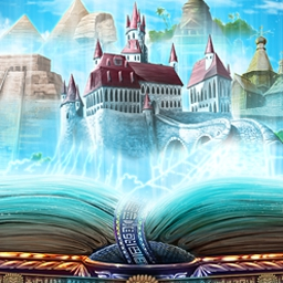 Magic Encyclopedia - Open the Magic Encyclopedia to embark on a journey of magic and wonder! - logo