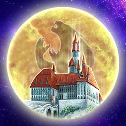 Magic Encyclopedia - Moon Light - Help Katrina save her professor in Magic Encyclopedia - Moon Light! - logo
