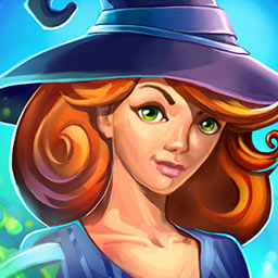 Magic Heroes: Save Our Park - En el juego de match 3 Magic Heroes: Save Our Park, un malvado constructor quiere derribar la casa de Granny y ahogar el parque en cemento... ¿Puedes salvarlos? - logo