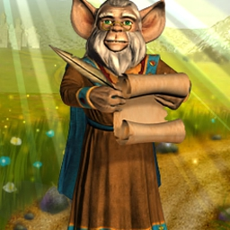 Magic Match Adventures - Take a magical match 3 journey to save the Imps in Magic Match Adventure! - logo
