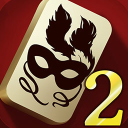 Mahjong Carnaval 2 - Travel to 6 countries, celebrate carnival and play 120 levels of mahjong in Mahjong Carnaval 2! - logo