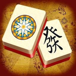 Mahjong Duels - Can you match tiles faster than your opponent? Play Mahjong Duels today! - logo