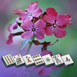 Mahjongg - This FREE Mahjongg game features beautifully decorated tiles and classic gameplay. - logo