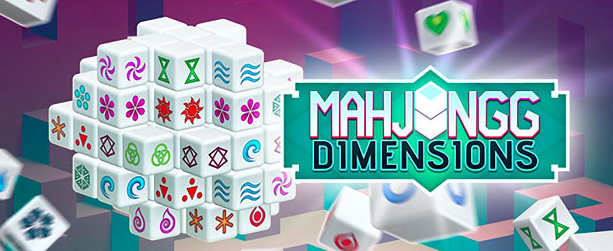 Mahjongg Dimensions HTML5