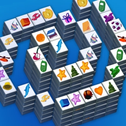 Toy Chest Mahjongg - Toy Chest Mahjongg is a cute, animated version of the popular tile game! - logo