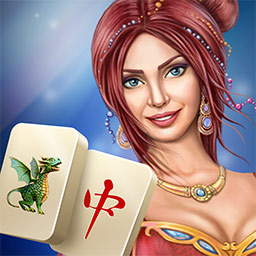 Mahjong Magic Journey 2 - Visit the Crystal Cave and the Frozen Desert in the fun tile-matching game Mahjong Magic Journey 2! - logo