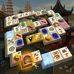 Mah Jong Quest II - Restore harmony in this sequel to one of the most popular games online. - logo