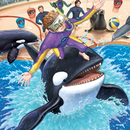 Marine Park Empire - Dive into the most exciting sealife simulation ever in Marine Park Empire! - logo