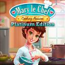 Mary le Chef: Cooking Passion Platinum Edition - logo