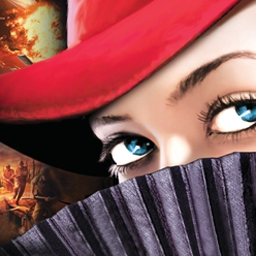 Mata Hari - In Mata Hari, play a real-life double agent and femme fatale during WWII! - logo