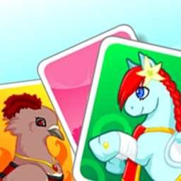 Match Cuties - Match Cuties is an adorable card-matching memory game that features cats, ponies, doves, and bunnies. Play Match Cuties for FREE! - logo