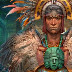 Mayan Prophecies: Cursed Island - Play the adventure game Mayan Prophecies: Cursed Island! - logo