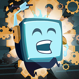 Mechanic Escape - Help Mech stop a TV extinction in this clever platformer. Play Mechanic Escape today! - logo