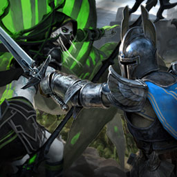 Might and Magic: Heroes Online - Explore the vast fantasy world of Ashan - from the glorious temples of Elrath, the Dragon of Light, to the undead lands of Nar-Heresh. - logo