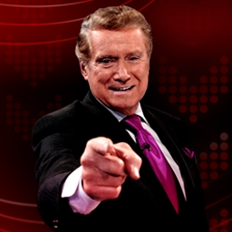Million Dollar Password 2009 Edition - Join host Regis Philbin for a war of words in Million Dollar Password! - logo